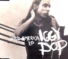 Iggy pop wild America maxi cd e.p. - Europe (Ex +/Ex +)