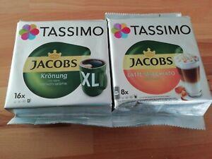 Tassimo Kapseln Jakobs Krönung / Latte Macchiato