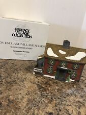 Department 56 Heritage Village New England Village Shingle Creek House