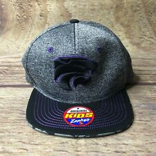 Zephyr NCAA Kansas State Wildcats Children Boys Prodigy Snapback Cap Hat
