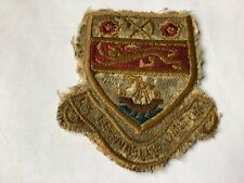 Antique Old Military. Patches/Badge.possibly Victorian?