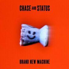 Chase and Status - Brand New Machine [CD]