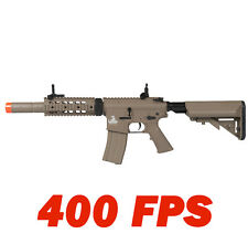 LT-15T M4 SD GEN 2 Gear Airsoft Rifle Gun AEG Full/Semi Automatic Tan 400 FPS