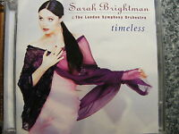 CD Sarah Brightman & The London Symphony Orchestra / Timeless – Album 1997