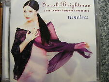 CD Sarah Brightman & The London Symphony Orchestra / Timeless – Album 1997