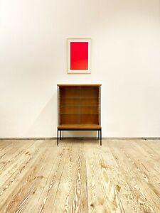 Vitrine Teak Glass Cabinet by Dieter Waeckerlin for Behr, Sideboard, Credenza