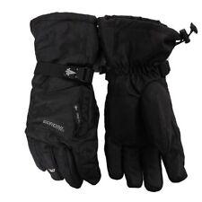 Nuevo Gordini para hombre ultra Dri-Max Impermeable Invierno Guantes De Esquí GAUNTLET IV Negro S-XL