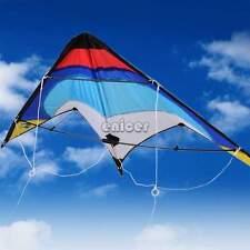 Deportivo Cometa Línea dual Stunt Kite Actividad Juguetes Juegos al aire libre