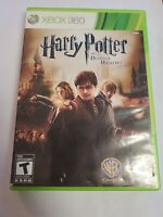Harry Potter and the Deathly Hallows: Part 2 (Microsoft Xbox 360) No Manual
