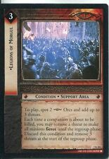 Lord Of The Rings CCG Card RotK 7.R283 Legions Of Morgul