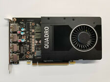 Nvidia Quadro P2000 5GB GDDR5 Graphic Card  4 x DP Dell P/N:87CG5 Tested Grade A