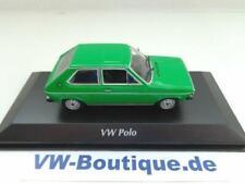 + VOLKSWAGEN VW Polo 1 von Maxichamps in grün 1:43  neu  940050501