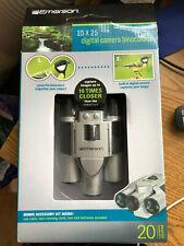 Emerson Digital camera binoculars Bonus