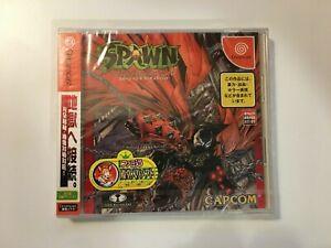 Spawn: In the Demon's Hand (JP Sega Dreamcast, 2000 NTSC-J) Japanese Import -New