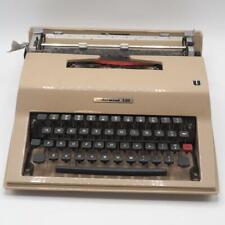 Vintage Underwood 330 Manual Typewriter