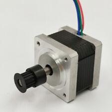 18 Degree 35mm Nema14 2 Phase 4 Wire Stepper Motor Pulley Cnc Robot 3d Printer