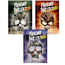 Friday the 13th ~ The Complete TV Series Season 1-3 (1 2 3) NEW 17-DISC DVD SET