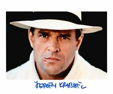 Jeroen Krabbé  Autograph , Original Hand Signed Photo