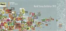 Singapore   2012   World Stamp Exhibition 2015  $2  Presentation Pack   **MINT**