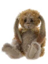 "Peaches Mohair Rabbit by Charlie Bears - 11"" SJ5929B"