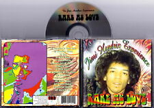 JIMI HENDRIX  EXPERIENCE Rare As Love  CD New VERY RARE