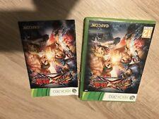 Street Fighter X Tekken (Xbox360/game/ver. EUR)