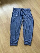 Ladies UNDER ARMOUR Womens XL Joggers Running Bottom Workout Heat Gear Loose Fit