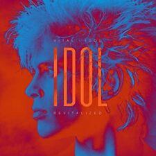 Vital Idol: Revitalized - Billy Idol (2018, CD NEUF)