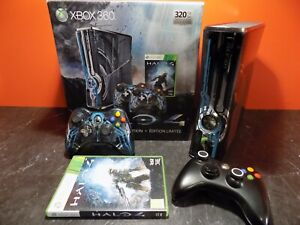 Microsoft Xbox 360 Halo 4 Special Edition Console Boxed VGC PAL WW037