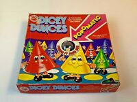 Dicey Dunces Popomatic  vintage children's frustration game 1974. Complete