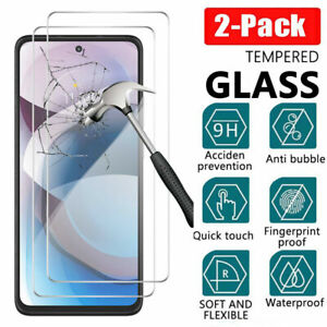 For Motorola Moto One 5G/One 5G Ace Full Cover Tempered Glass Screen Protector
