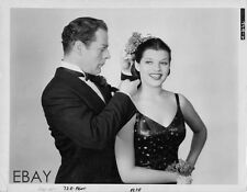 Rita Hayworth Brian Donlevey VINTAGE Photo