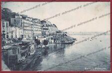 NAPOLI CITTÀ 118 POSILLIPO Cartolina viaggiata 1921