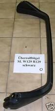 Überrollbügel schwarz SL W129 R129  Mercedes