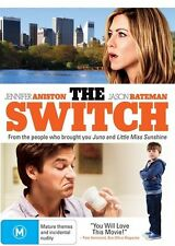 The Switch (DVD, 2011)