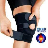 CFR Knee Support Open Patella Stabiliser Neoprene Brace Arthritis Pain Relief SF