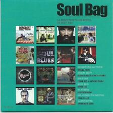 "SOUL BAG: CD POCHETTE ""LA SELECTION BLUES & SOUL"""