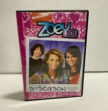 Zoey 101 Complete 3rd Season Volume Two (Discs 4 and 5)