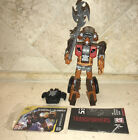 Transformers Power of the Primes Deluxe Class Wreck Gar Walgreens 100% Complete