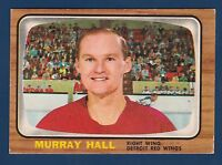 MURRAY HALL 66-67 TOPPS 1966-67  NO 105 EXMINT  2810