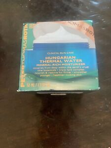 Peter Thomas Roth Hungarian Thermal Water Mineral Rich Moisturizer 1.7oz NEW