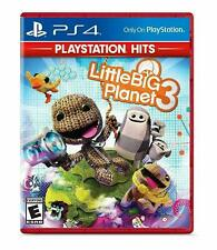 Little Big Planet 3 - Playstation 4 - PS4 - New & Sealed!!