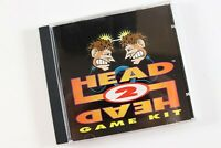 Vintage FormGen Head 2 Head Game Kit, PC CD-ROM - Rise of Triad, Doom, WarCraft