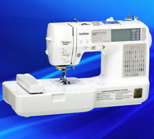 Brother SE425 Embroidery & Sewing Machine Combo - 25 yr Warranty Compare Se400