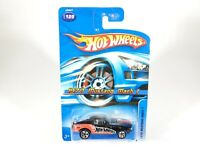 2006 Hot Wheels 1970 Mustang Mach 1 Black #125 NOC with Protecto 1/64 Diecast