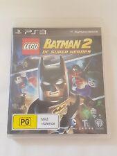 Lego Batman 2 DC Super Heroes PS3 Playstation
