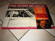 UNA STORIA MILANESE,E.VISCONTI,GAUBERT,VALLI,OLMI,FOTOBUSTA  AUTO CAR