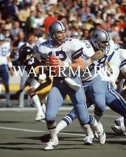 ROGER STAUBACH Dallas Cowboys Glossy 8 x 10 Photo Poster