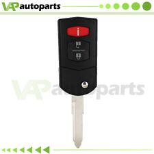 For Mazda 5 Cx 7 Cx 9 2007 2008 2009 2010 2011 2012 Remote Key Fob Shell Cover Fits Mazda