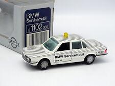 Gama 1/43  - BMW 528 I E28 ServiceMobil B